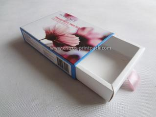 Drawer Paper Box for Cosmetic